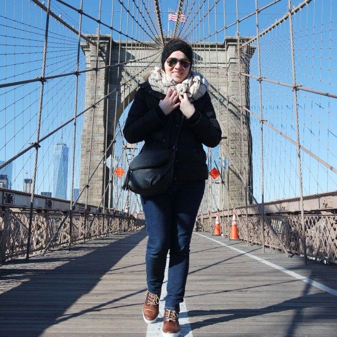 Pont de Brooklyn - NYC - New York City