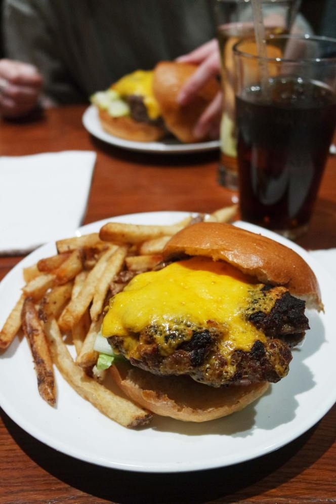 Best burgers in NYC New York