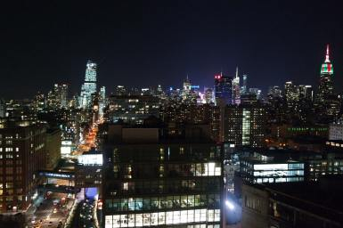 adresse rooftop new-york le bain
