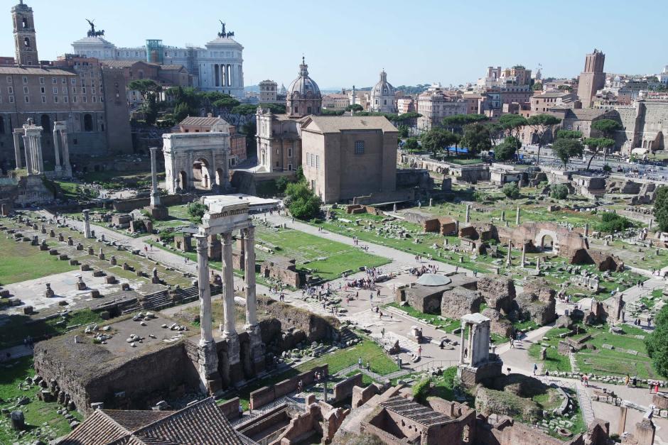 le forum palatin rome (4)