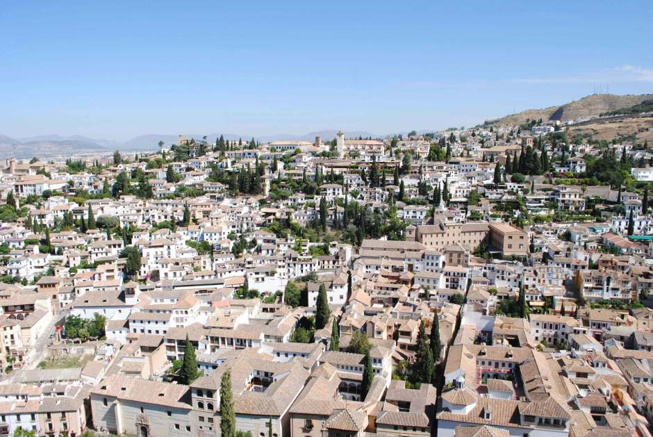 andalousie alhambra espagne grenade (5)