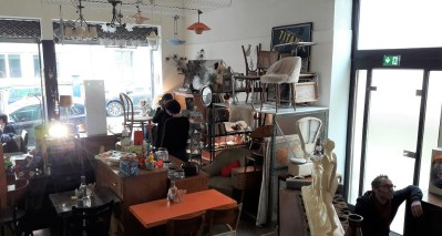 Alaska Brocante and Snack rennes adresse