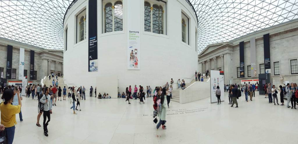 british museum quoi faire à londres angleterre voyage