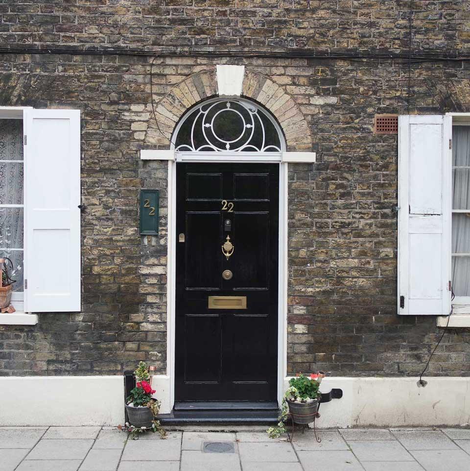 maisons londoniennes voyage londres clairesblog