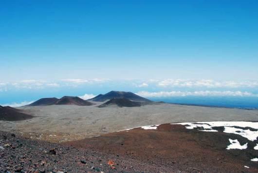 Hawaï big island mauna kea