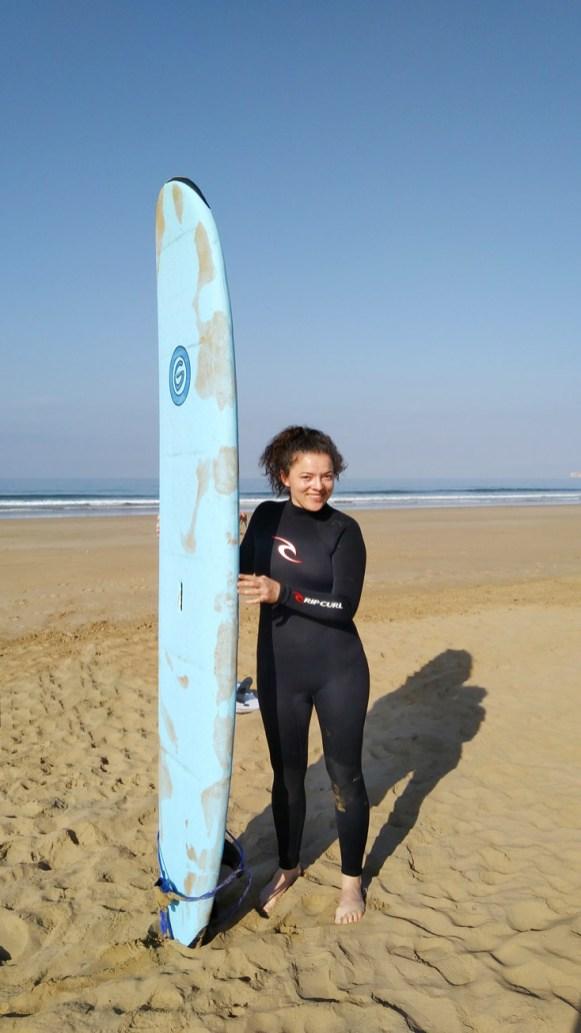 free surf camp maroc tamraght agadir surfing