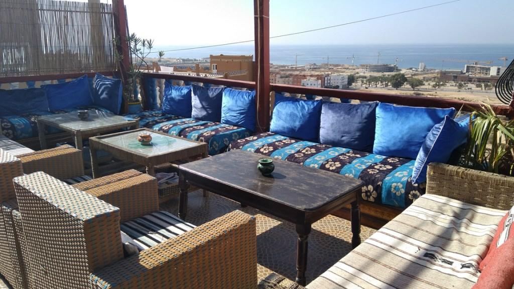free surf camp maroc tamraght agadir