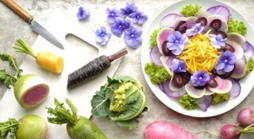 recettes cuisine fleuris fleurs printemps (1)