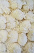 Recette œuf frit crème de mâche et truffade