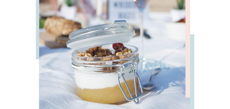 Recette dessert à emporter picnic