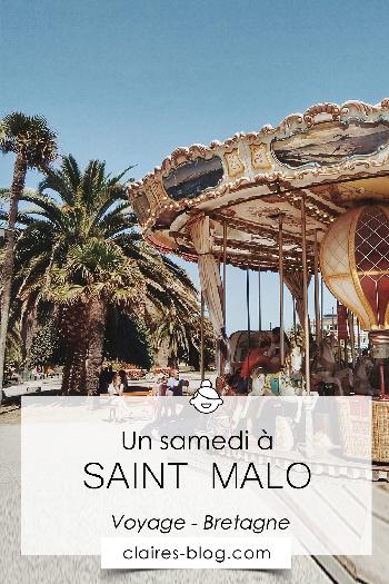Un samedi à Saint Malo - Bretagne #saintmalo #bretagne #illeetvilaine #stmalo #plage