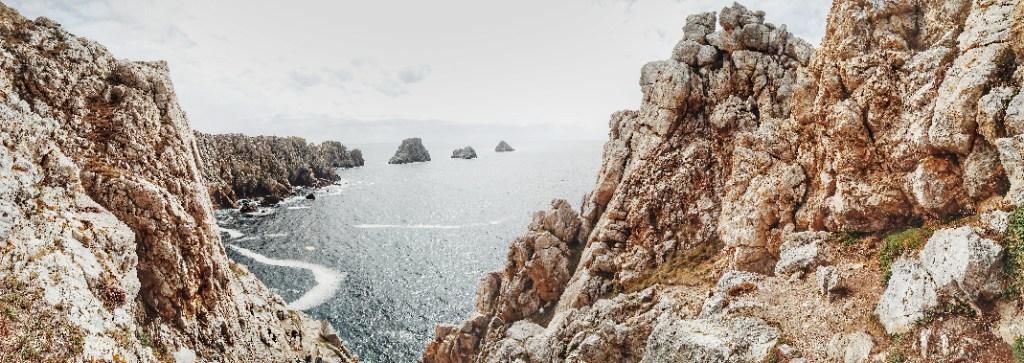 Pointe de Pen Hir Finistère Bretagne