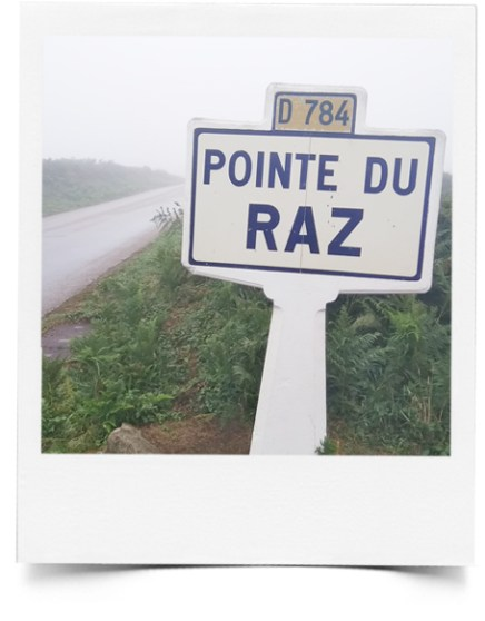 Pointe du raz finistère Bretagne
