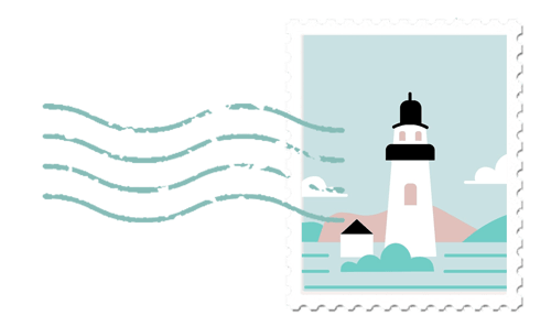 timbre ouessant