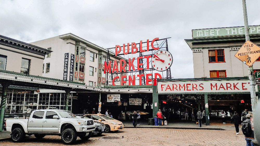 pike market seattle