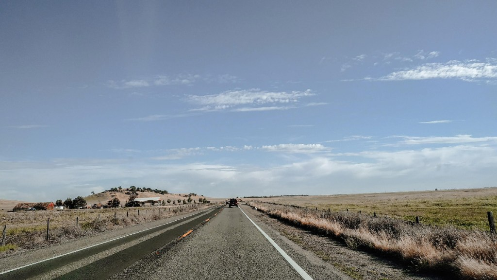 yosemite national park road trip etats-unis