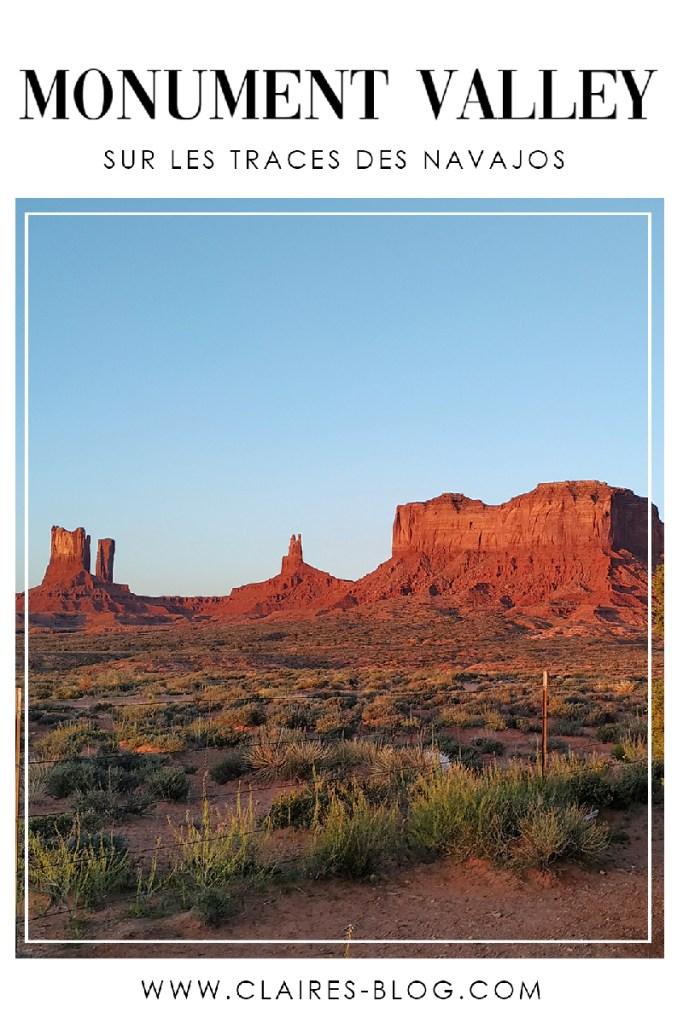 Monument valley sur les traces des navajos