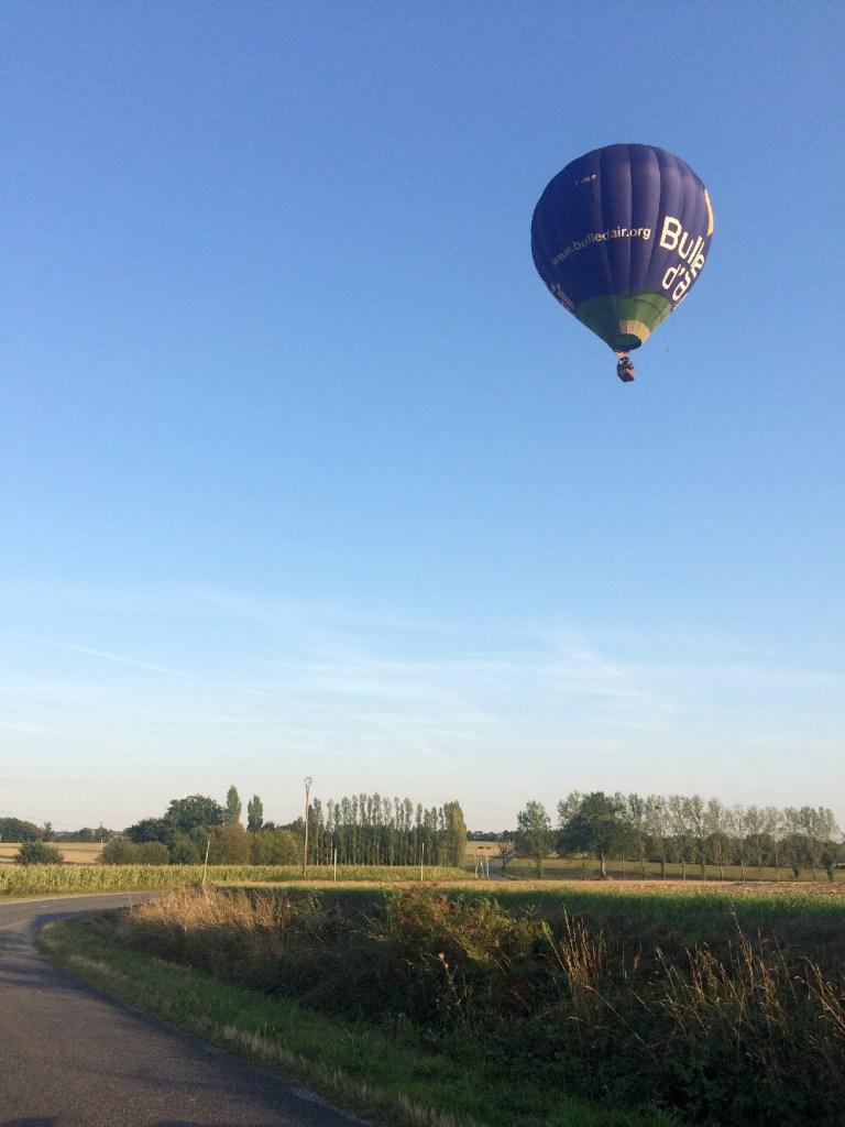 montgolfière bretagne rennes bulle d'air cap adrénaline