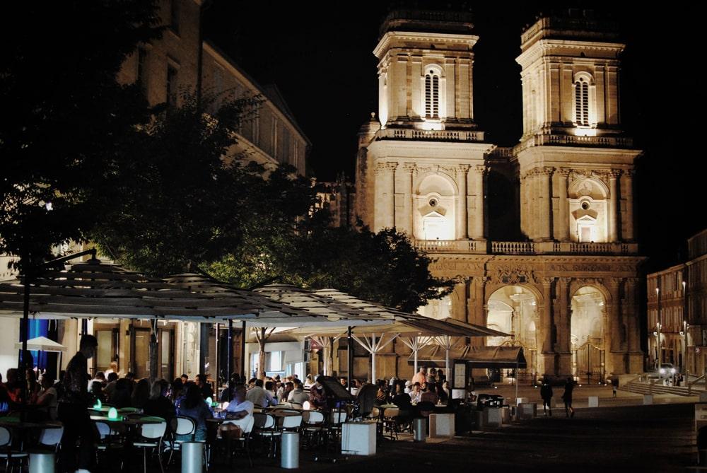 restaurant le neuvième auch