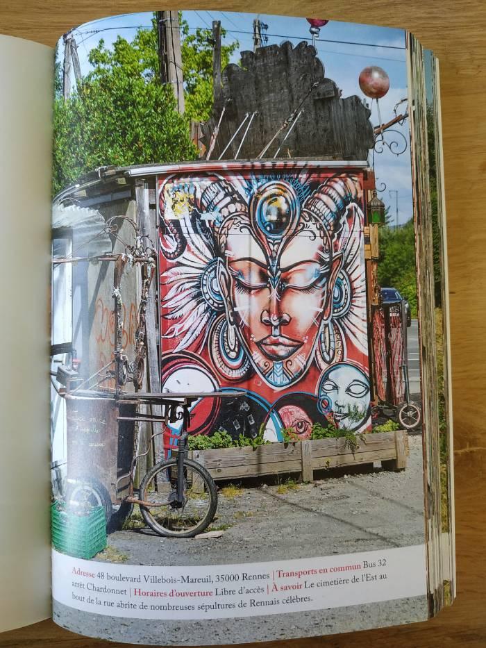 Elaboratoire insolite Rennes