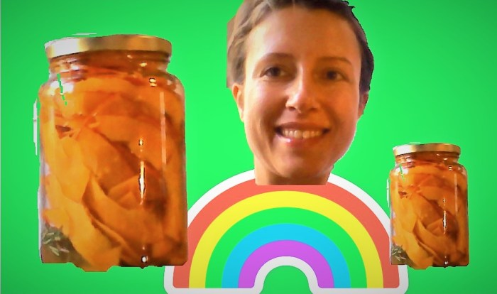 How to make cultured vegetables fast and easy? Fermented squash for my daughter