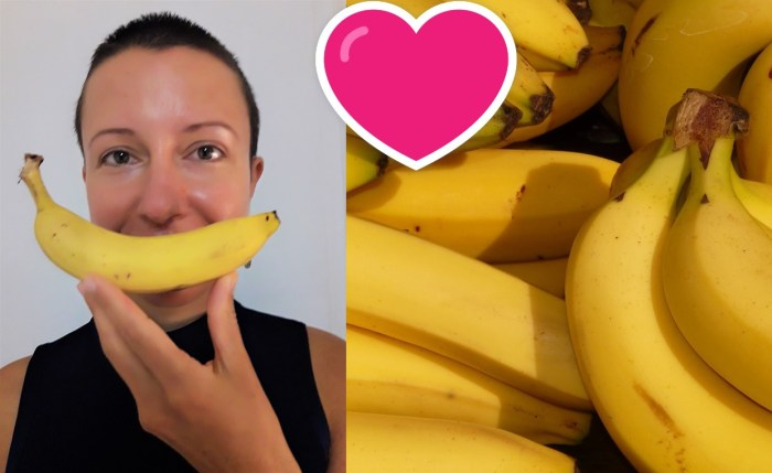 Why #bananas are good for us #benefits of bananas Claire Samuel