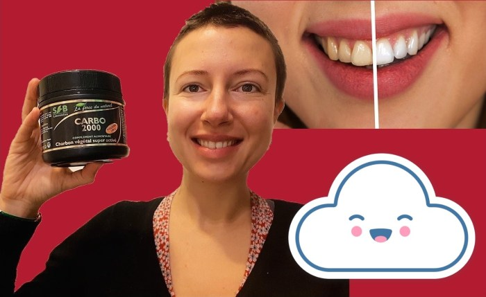 How to naturally whiten the #teeth ? With super activated charcoal Claire Samuel