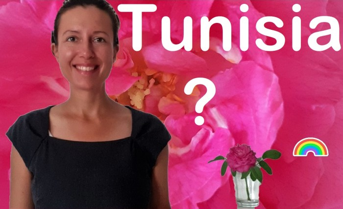 Why did I choose to go and live in Tunisia Africa? #newlife