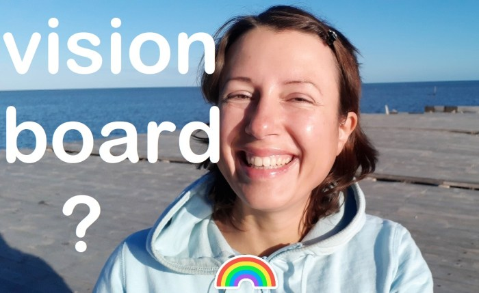 To do a #visionboard or not? #manifestation