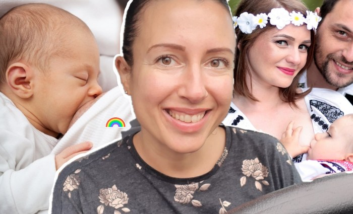 Personal story of #breastfeeding two babies #motherstory
