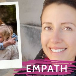 How to deal with our own #children as an #empath?