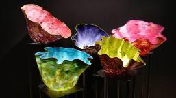 dale-chihuly Macchia Bowls