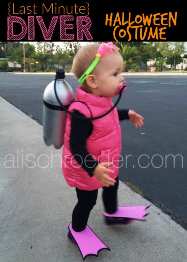 DIY costumes for your toddler