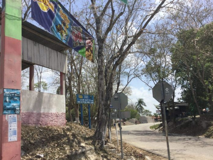How to get from Tikal in Guatemala to Tulum in Mexico