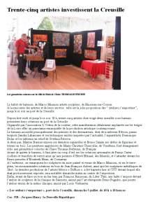 Expo La Creusille BLOIS Juillet 2011
