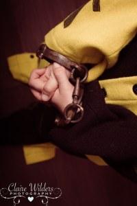 Prisoners handcuffs