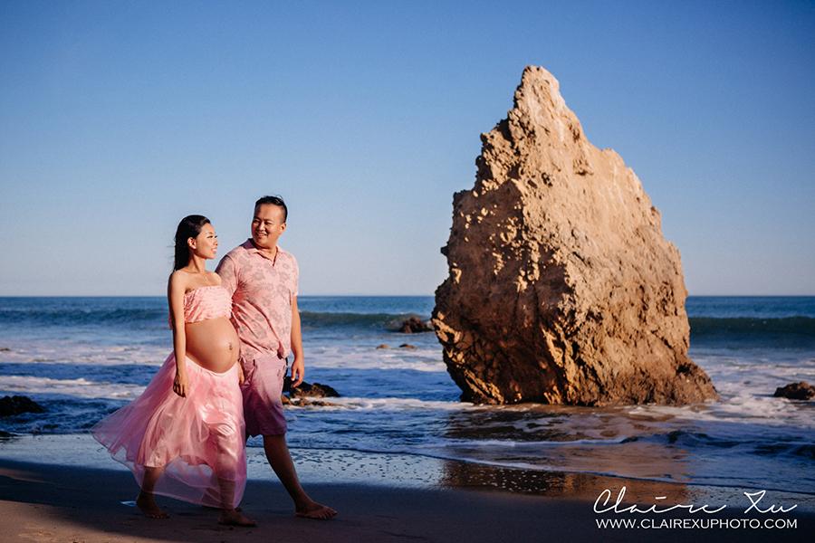 Malibu_El_Matador_Beach_Maternity-13
