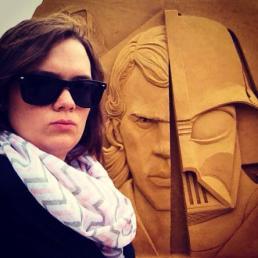 Love Anakin. Dart Vader? Not so much...