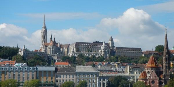 Budapest Claironyva Cover