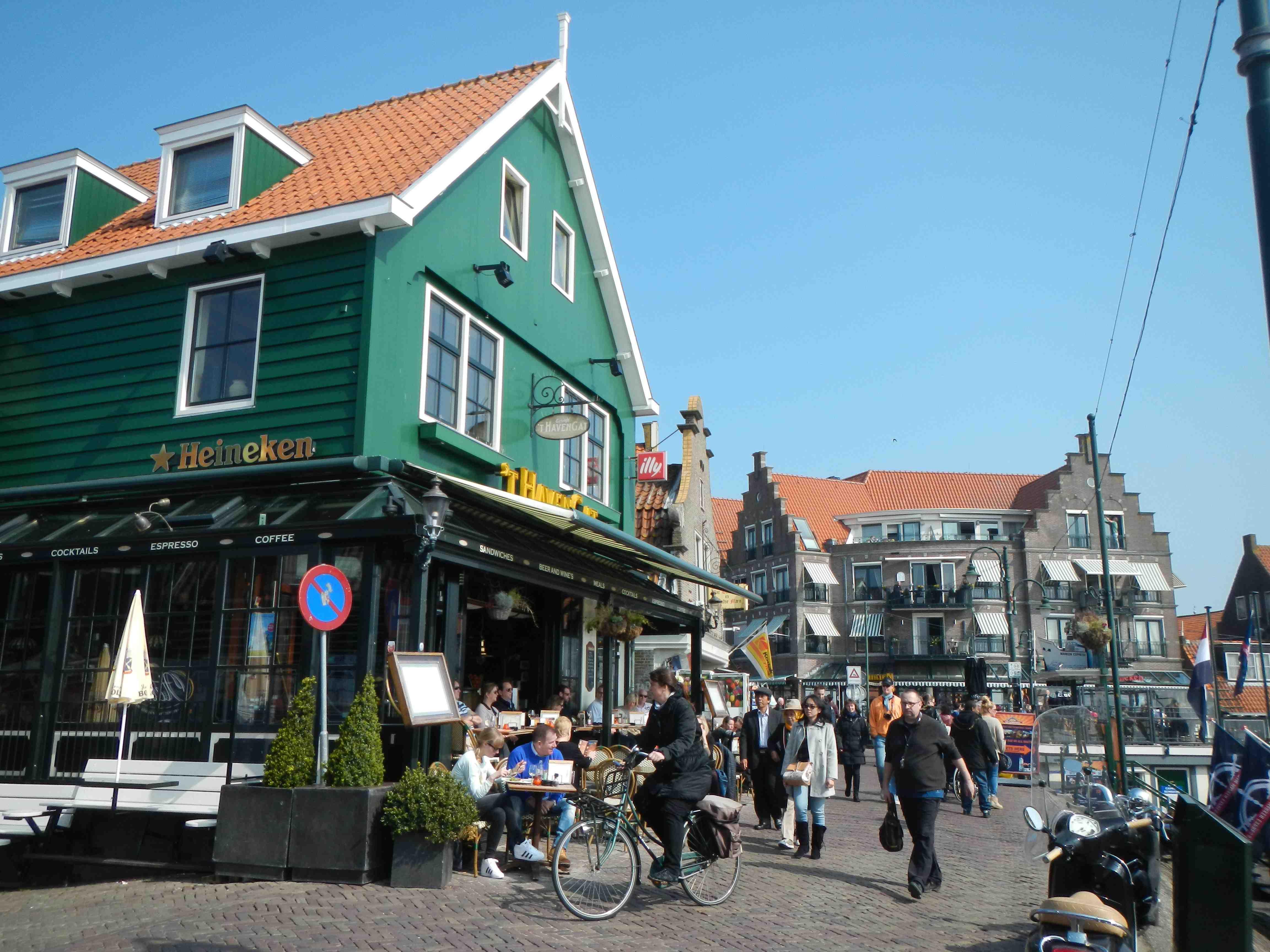 Port de Volendam - Amsterdam Claironyva
