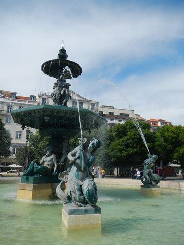 Lisbonne Praça da Figueira