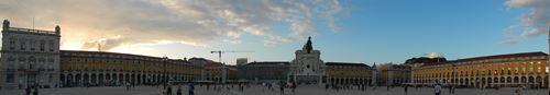 Praça do Comercio Lisbonne Claironyva