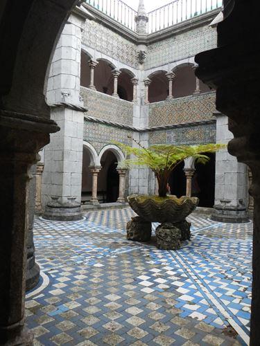 Palais de Pena, Sintra