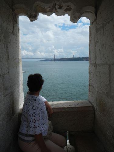 Lisbonne la tour de belem