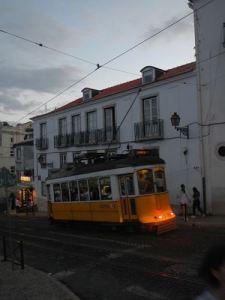 Lisbonne Miradouro de Santa Luzia