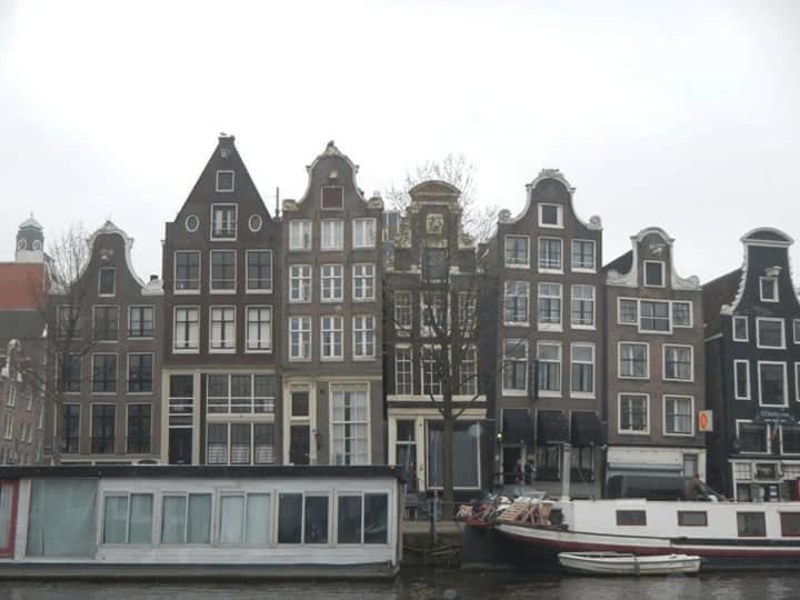 Dancing Houses Amsterdam