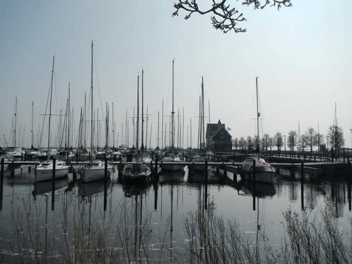 Volendam - Amsterdam - Claironyva