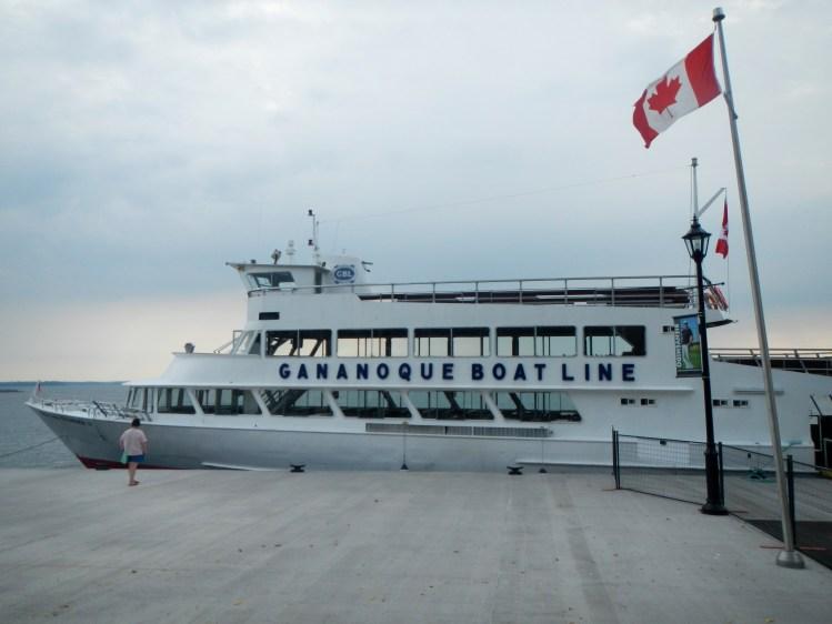 Bateau Gananoque Canada