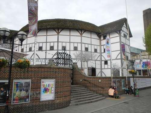Londres - Théâtre Shakespeare