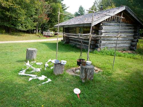 Claironyva Canada Muskoka Pionneer Village